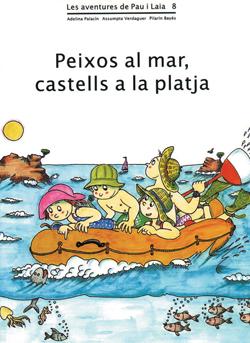 Peixos al mar, castells a la platja