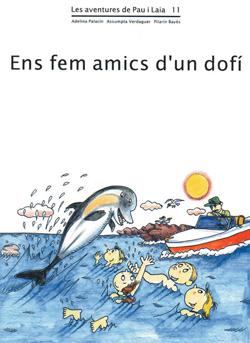 Ens fem amics d'un dofí