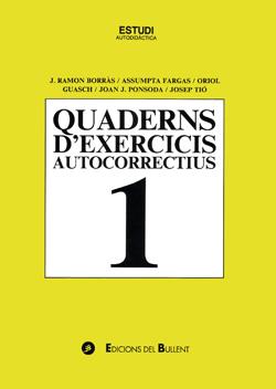 Quadern d'exercicis autocorrectius 1