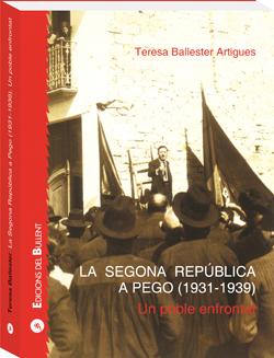 La Segona República a Pego 1931-1939